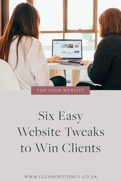 Six easy and simple website tweaks to make that will change your conversion rate and convert clients. | Web Design, Website Design, Website Design Inspiration, Website Layout, Website Inspiration, Web Layout, Website for Business, Website Ideas, Creative Web Design, Web Design Portfolio, Modern Web Design, Responsive Web Design, Wordpress, Squarespace #WebDesign #WebsiteDesign #Business #Branding