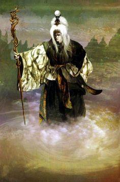 4. Thiên Nhàn Tinh - Nhập Vân Long Công Tôn Thắng