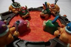 Mod del juego de los hipopotamos hambrientos y ahora son Koopas | La Guarida Geek