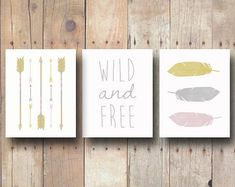 This set of four digital art printables features boho-inspired feathers, arrows, triangles and mountains in soft teal, pink, black and gray. They would look great framed and hung as a set - or individually - in a dorm room or in a kids bedroom. To view our other ART PRINT SETS, just follow this link - https://www.etsy.com/shop/JustPeachyPrintables?ref=hdr_shop_menu&search_query=sets  **Please note that this listing is for a set of 4 DIGITAL FILES that you can download and print yourself. You…