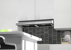 ZLINE 30 in. 530 CFM Under Cabinet Range Hood in Stainless Steel - Hardwired Power (617-30) has a modern design and built-to-last quality that would make it a great addition to any home or kitchen remodel. This hood's high-performance 4-speed motor will provide all the power you need to quietly and efficiently ventilate your kitchen.