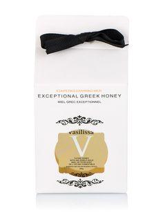 "Honey with 24k gold flakes ""Vasilissa"" 8.8oz"