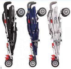 cool Maclaren BMW Buggy Stroller Review