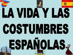 This EDITABLE 42 slide Spanish culture power point includes images of typical aspects of Spain and Spanish culture.