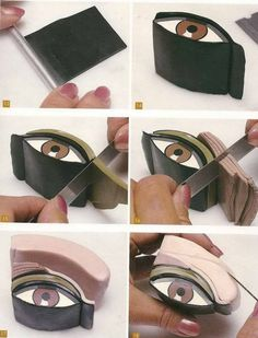 Part three, eye cane