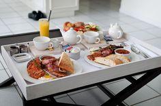 Breakfast in Bed by Zac3200, via Flickr