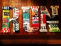How To: Make Your Own Race Medal Display rack