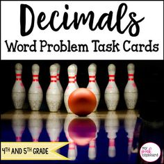 math worksheet : division word problems task cards  math skills word problems and  : Decimal Word Problems 5th Grade Common Core