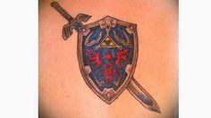 Imagem: 25 Tatuagens de Espadas Masculinas e Femininas