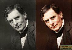 Jack the Ripper, Viiltäjä-Jack, Walter Sickert Dekkarikuningatar Patricia Cornwell sanoo että, Viiltäjä-Jack oli Walter Sickert. Photo by George Charles Beresford 1911.