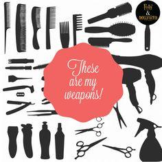 Client beware! #HairTools #PrettySalon