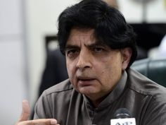 Several NGOs in Pakistan backed by US, Israel and India: Chaudhry Nisar