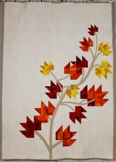 """Sew at Home Mummy: {QuiltCon Rejects} """"Fall"""" quilty finishes Modern Quilt Blocks, Star Quilt Blocks, Quilt Block Patterns, Modern Quilting, Fall Quilts, Scrappy Quilts, Quilting Fabric, Charm Pack Quilts, Fall Patterns"""