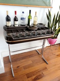 1970s Floating Oryk Bar Designed by Vittorio by GallivantingGirls, $890.00    ...since it's Friday:)