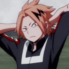 𝐩𝐞𝐫𝐬𝐩𝐞𝐜𝐭𝐢𝐯𝐞 — ₍🚀₎ kaminari denki icons ㅤㅤㅤㅤㅤㅤㅤㅤ𝘭𝘪𝘬𝘦/𝘳𝘦𝘣𝘭𝘰𝘨 𝘪𝘧. My Hero Academia, Hero Academia Characters, Anime Characters, Bts Anime, Anime Guys, Anime Cosplay, Anime Angel, Clannad, Human Pikachu