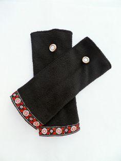 Muslimisch Islamisches Ärmel Handschuhe Cover Arm Hijab Elastisches Gewebe