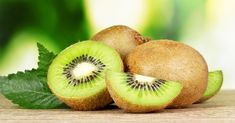Kiwi fruit – long valued in Traditional Chinese Medicine for its ability to promote good digestion – is gaining recognition among modern-day researchers as a natural tool for pro… Kiwi Benefits, Health Benefits, Health Tips, Traditional Chinese Medicine, Natural Health, New Zealand, Berries, Cancer, Health Fitness