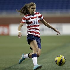 Tobin Heath #17