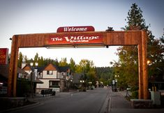 The Village in Big Bear Lake, CA. Where we like to hang out while vacationing