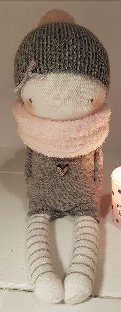 Sock doll #Socktoys