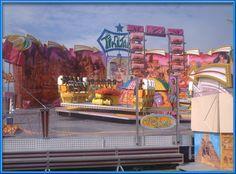 Maquetas Atracciones.Com [Tiki Taka] - Pagina web de maquetas de atracciones de feria en miniatura -