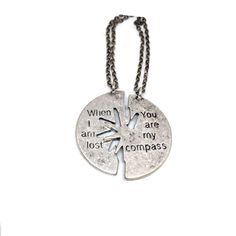 Lost Compass BFF Necklace
