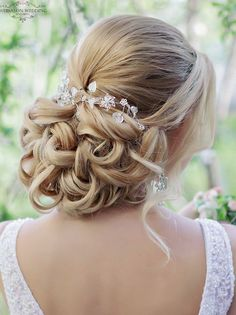 #kamzakraso #hair #weddin_hair #inspiration #new #trends # beauty #tips trendy svadobne ucesy