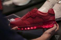 Tecnoneo: Las zapatillas Lenovo Smart Shoes cuentan con características de seguimiento de fitness y son compatibles con videojuegos