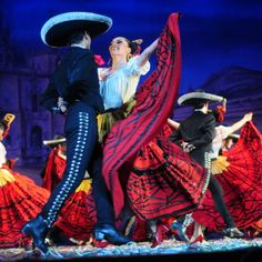 Ballet Folklorico De Mexico | Fiesta en Jalisco-Ballet Folklorico de Mexico | Flickr - Photo Sharing ...