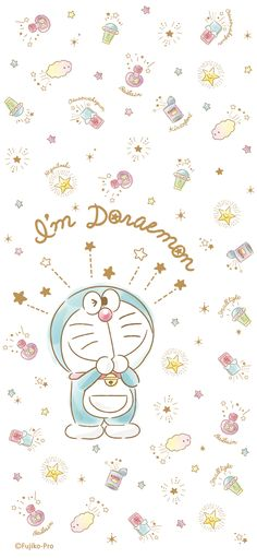 Wallpaper Wa, Wallpaper Stickers, Doraemon Wallpapers, Cute Cartoon Wallpapers, Doodle Keren, Dark Iphone Backgrounds, Cute Screen Savers, Doremon Cartoon, Popular Anime