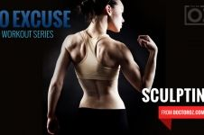 No Excuses: Sculpting Workout