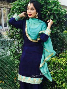 Indian Suits, Indian Attire, Indian Dresses, Indian Wear, Indian Style, Punjabi Salwar Suits, Punjabi Dress, Salwar Kameez, Punjabi Fashion