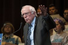 """By Alex Bregman In an interview with Yahoo Global News Anchor Katie Couric on """"Yahoo News Live,"""" Democratic presidential candidate Vermont Sen. Bernie Sanders addressed questions about the blowback to accepting Syrian refugees in the United States in the wake of the Paris attacks, his foreign policy"""