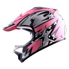 Dirt Bike Riding Gear, Dirt Bike Helmets, Atv Riding, Dirt Bikes, Bicycle Helmet, Kids Motocross Helmet, Womens Motocross Gear, Racing Helmets