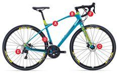 Le « Gravel Bike », un vélo conçu pour arpenter de nouvelles routes