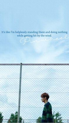 Pinwheel by Seventeen Song Lyrics Wallpaper, Wallpaper Quotes, Seventeen Lyrics, Pop Lyrics, Meaningful Lyrics, Kpop Backgrounds, Kids Background, Bts Texts, Bts Lyric