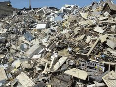 As a result, a good majority of e-waste winds up becoming environmentally damaging junk mountains in third-world countries.