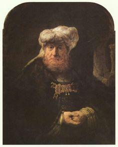 Rembrandt Rabbi