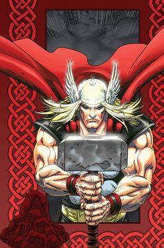 Thor by Scott Kolins