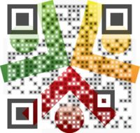 Life coaching has gone mobile with a Visualead Visual QR Code.