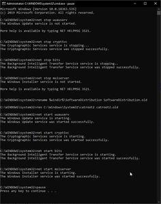Windows 10 Update Error Code 0x80080005 [SOLVED]
