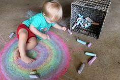 Děti a barvy