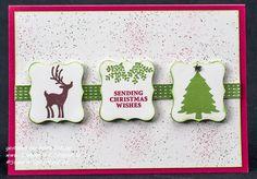 Stempel-trifft-Papier: Frohe Weihnachten