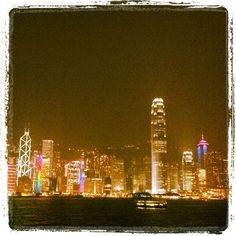 Hong Kong, TST waterfront Hong Kong, New York Skyline, Times Square, Travel, Life, Voyage, Viajes, Traveling, Trips