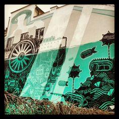 M-city 658 #mcity #streetart #urban