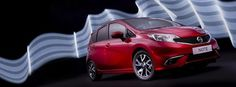 The Nissan Note #carleasing deal | One of the many cars and vans available to lease from www.carlease.uk.com