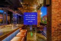 LA's 49 Best Outdoor Happy Hours