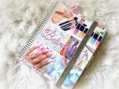 The Prettiest Planner! Erin Condren Life Planner.  http://www.BelindaSelene.com