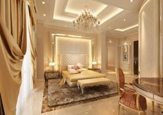 If done right, your master bedroom design can be a wonderful place. We at ALGEDRA offer master bedroom interior design services. Classic Bedroom Design, Interior Design Bedroom, Bed Linens Luxury, Bedroom False Ceiling Design, Bedroom Bed Design, Luxury Bedroom Furniture, Luxury Bedroom Master, Classic Bedroom, Luxury Master Bedroom Design
