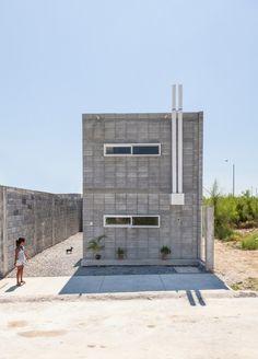 Galería de Casa Caja / S-AR + Comunidad Vivex - 1